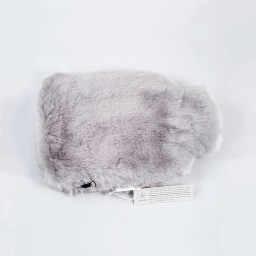 法國EvelynePrelonge 白灰色熱水保溫套