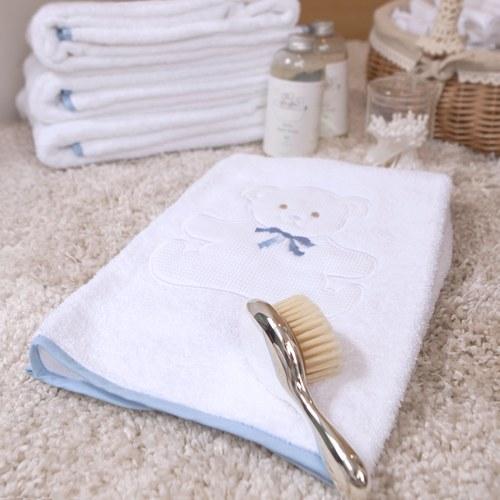 法國LaMaison 小熊系列毛巾