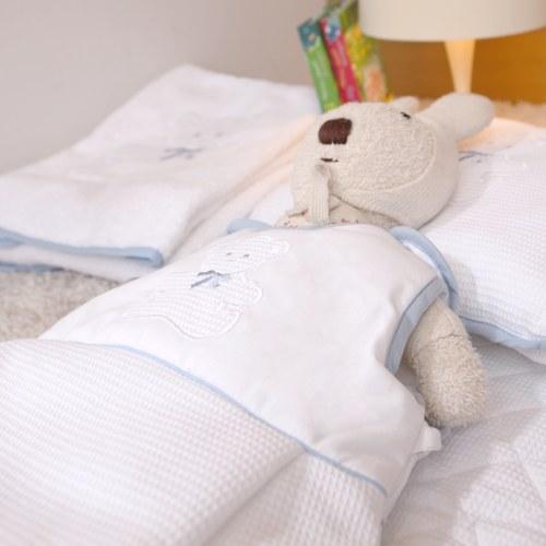 法國LaMaison 小熊系列睡衣包