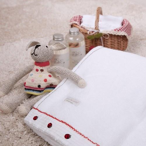 法國LaMaison 瓢蟲系列浴巾