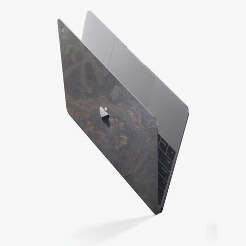 德國Roxxlyn 天然石材12吋筆電貼 (彩礫)