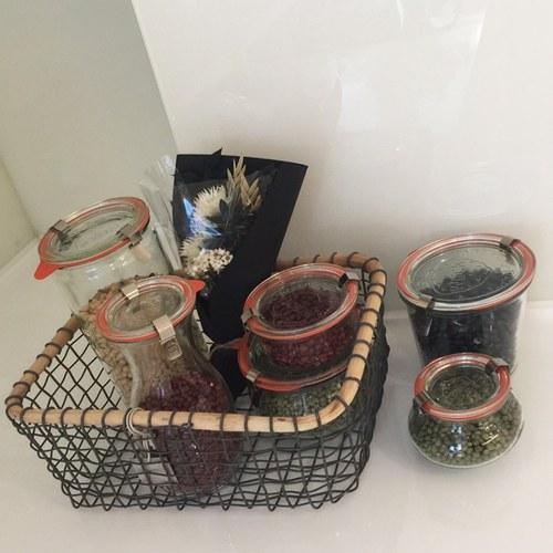 德國Weck 902玻璃密封罐 Deco Jar 220ml (6入)