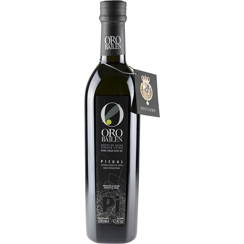 西班牙 Oro Bailen 皇家級橄欖油-Picual (500毫升)