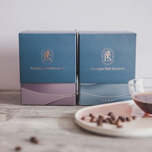 夏馬選物 Heritage 派芮黛咖啡-精品咖啡掛耳包小禮盒(莓+雅)
