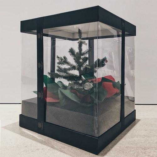 夏馬手作-聖誕樹禮盒(北國雪地)