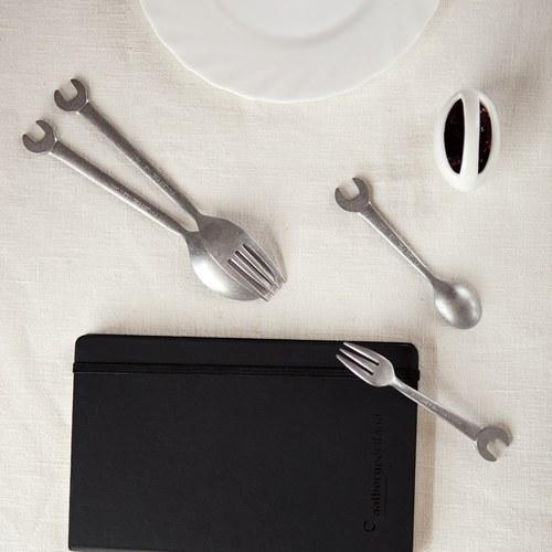 日本Aoyoshi 扳手造型咖啡勺 (長12公分)