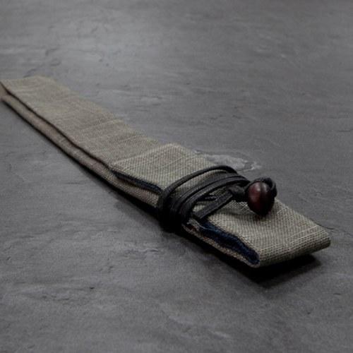 日本Marunao 棉織環保筷袋