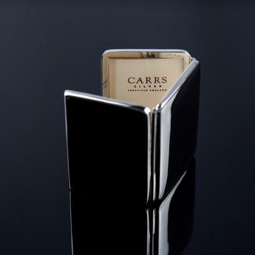 英國Carrs銀器 經典三折相框