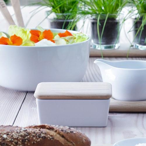 英國LSA 木蓋食材儲物罐