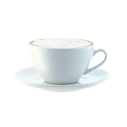 英國LSA 精典卡布其諾杯盤組 (4入)