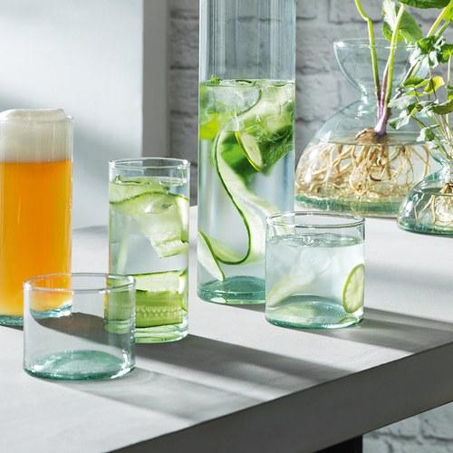 英國 LSA 伊甸園計畫 極簡玻璃杯4入組