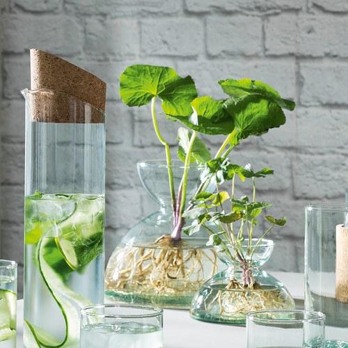 英國 LSA 伊甸園計畫 汲水系統花瓶(高18公分)