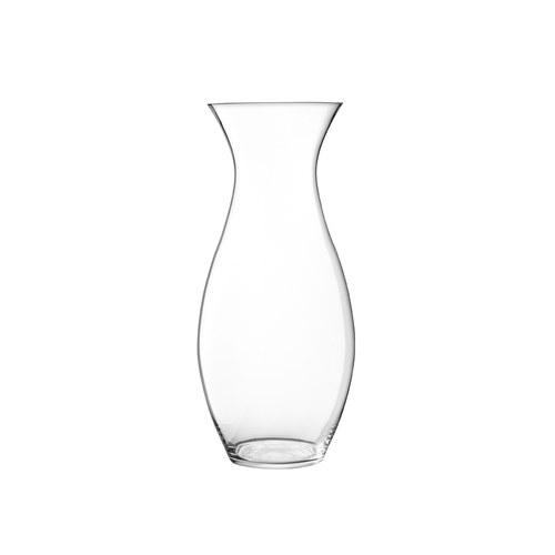 英國LSA 水滴弧底玻璃花器 (清透、高80公分)