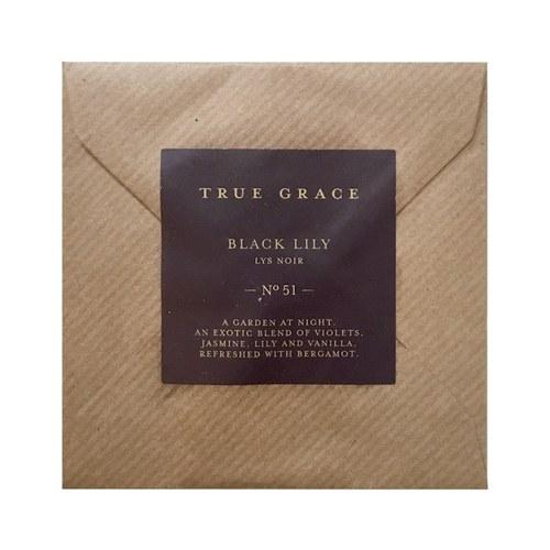 英國TrueGrace香氛片 N°51 黑百合