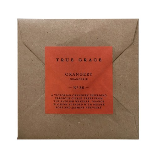 英國TrueGrace香氛片 N°36 甜美柑橘