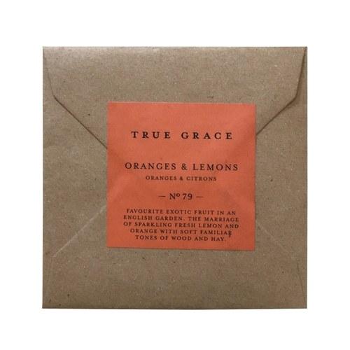 英國TrueGrace香氛片 N°79 甜橙檸檬