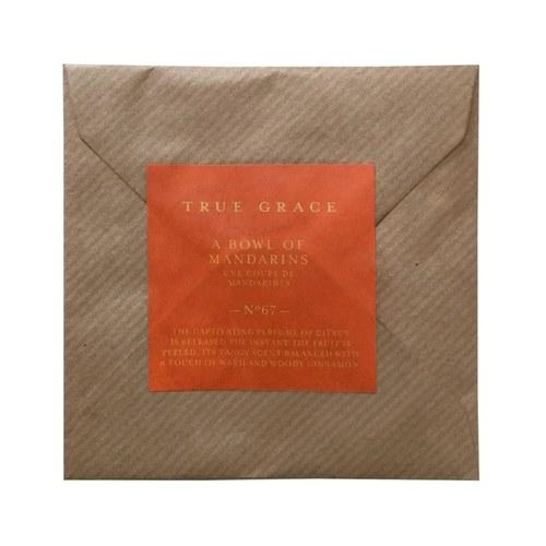 英國TrueGrace香氛片 N°67 柑橘肉桂