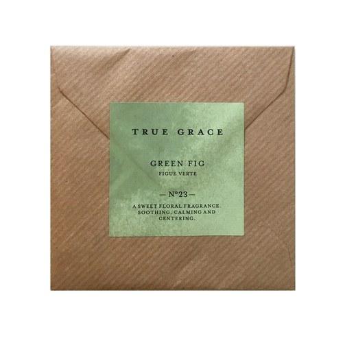 英國TrueGrace香氛片 N°23 夏夜無花果