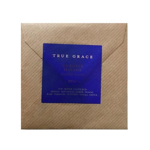 英國TrueGrace香氛片 N°61 岩薔薇