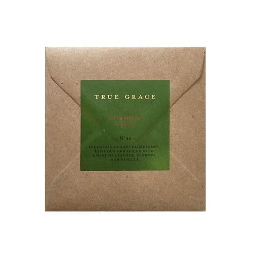 英國TrueGrace香氛片 N°45 中性香草