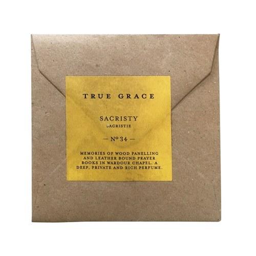 英國TrueGrace香氛片 N°34 蜂蠟