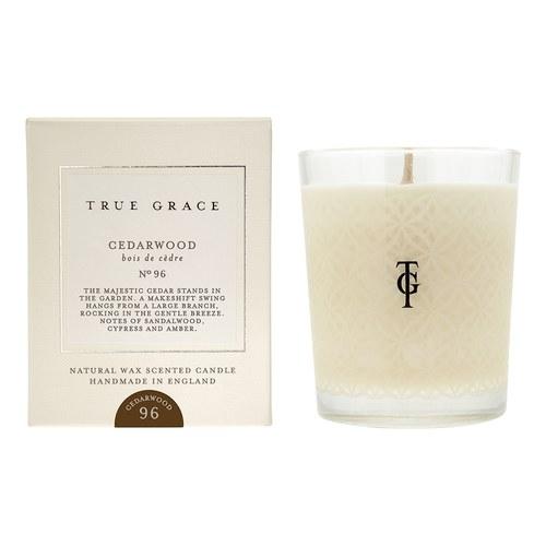 英國True Grace 雪松木經典蠟燭(N°96)