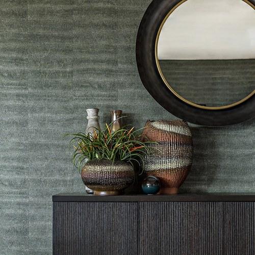比利時DomeDeco 鋁框圓鏡