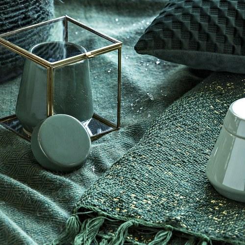 比利時Dome Deco 日式收納附蓋小缽 青綠