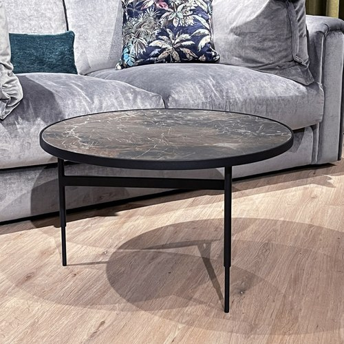 比利時 DomeDeco 現代感不對稱咖啡桌