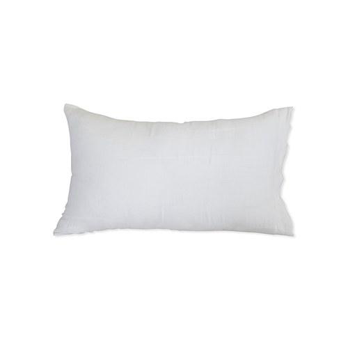 葡萄牙Amalia 亞麻白色枕套 1入 ( Coracao )
