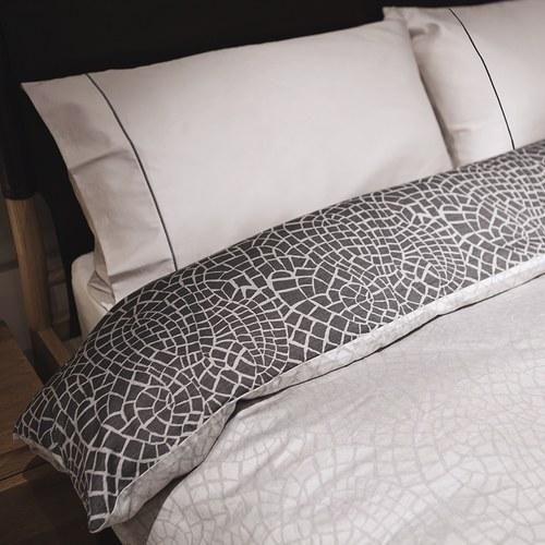 葡萄牙Amalia Passeio雙人特大寢具組-素枕套(6x7尺)