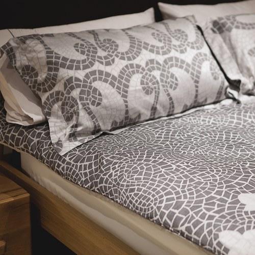葡萄牙Amalia Passeio雙人標準寢具組-花枕套(5x6.2尺)