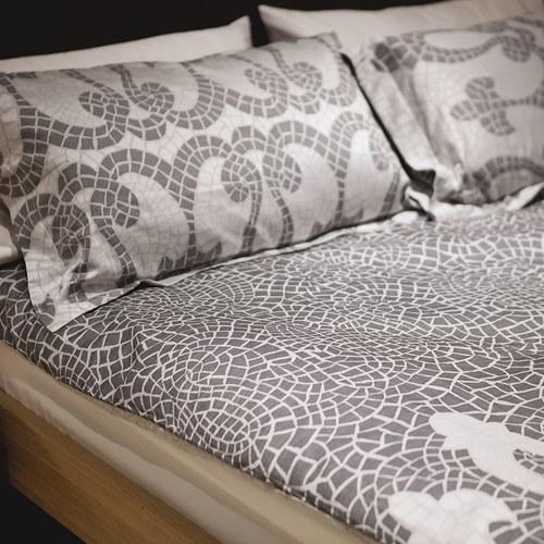 葡萄牙Amalia Passeio雙人特大寢具組-花枕套(6x7尺)