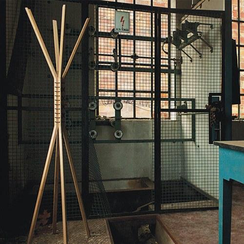 葡萄牙WEWOOD 放射型衣帽架 (橡木)
