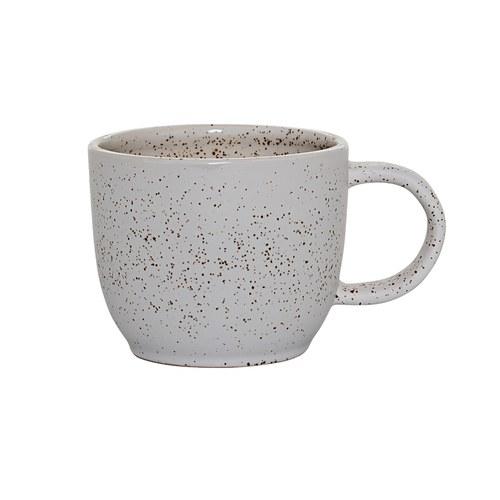 丹麥Bloomingville 噴墨陶瓷咖啡杯