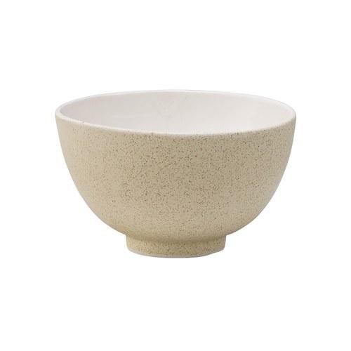 丹麥Bloomingville 粗砂礫陶瓷餐碗 (直徑16公分)