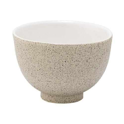 丹麥Bloomingville 粗砂礫陶瓷餐碗 (直徑10公分)