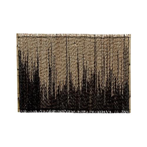 丹麥LeneBjerre 雙色黃麻編織餐墊