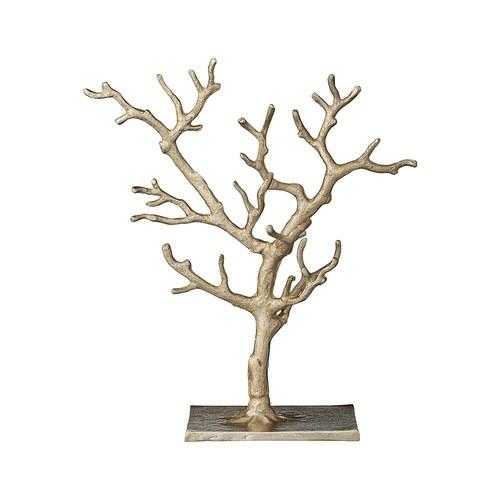 丹麥LeneBjerre 樹枝造型首飾架 (金)