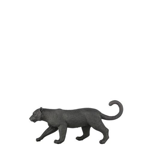 丹麥Lene Bjerre 花豹藝術擺飾雕塑 (黑)