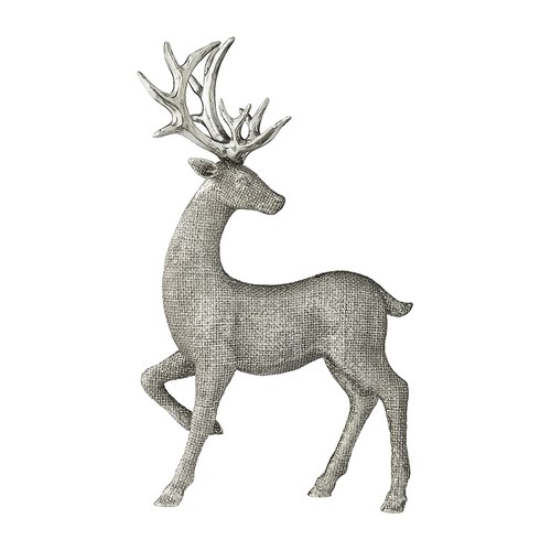 丹麥LeneBjerre 銀鹿尋蹤耶誕擺飾