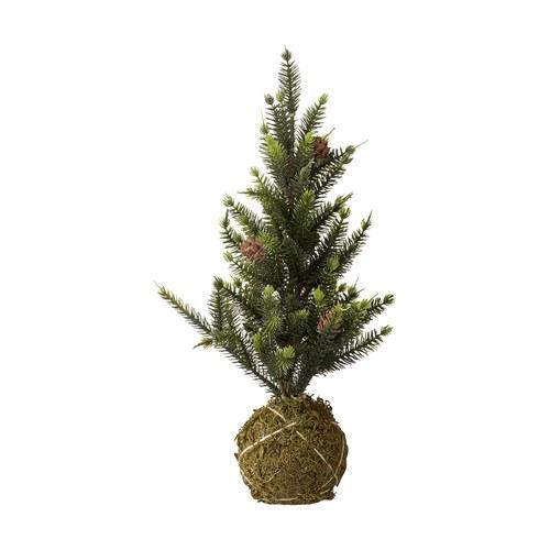 丹麥LeneBjerre 松果裝飾聖誕樹(高32公分)