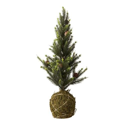 丹麥LeneBjerre 松果裝飾聖誕樹(高42公分)