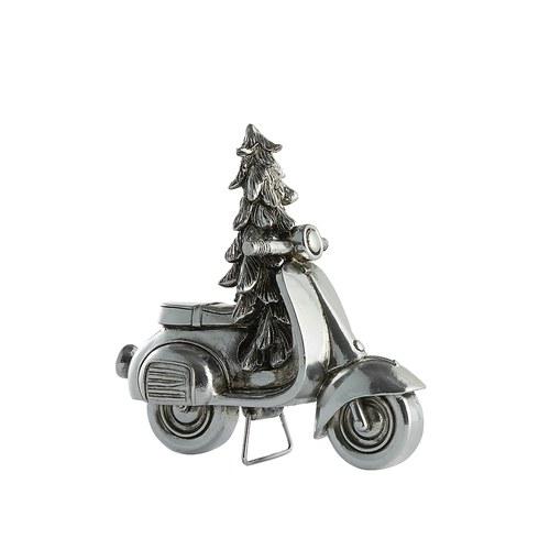 丹麥LeneBjerre 耶誕佈置摩托車擺飾