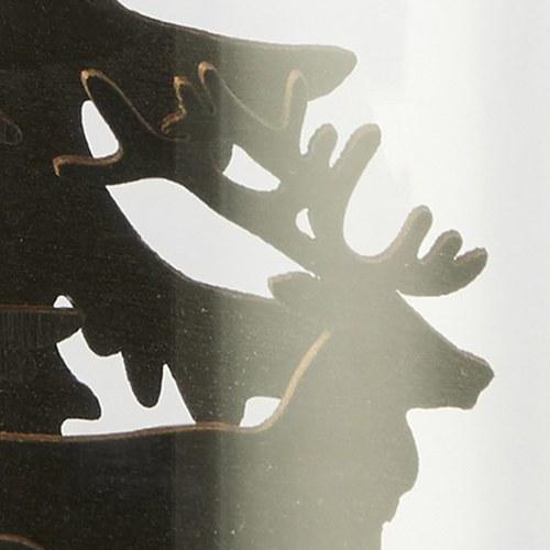 丹麥LeneBjerre 北歐森林麋鹿擺飾