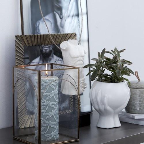丹麥Lene Bjerre 復古奢華古銅相框 (高20公分)