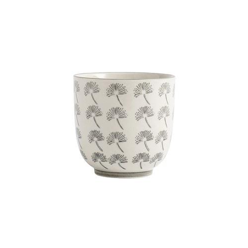 丹麥 Nordal 蒲公英印花茶杯 (高7公分)