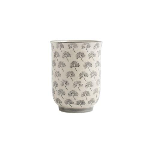 丹麥 Nordal 蒲公英印花茶杯 (高11公分)