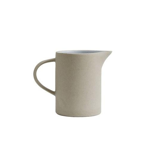 丹麥Nordal 仿石陶瓷水壺 (米)