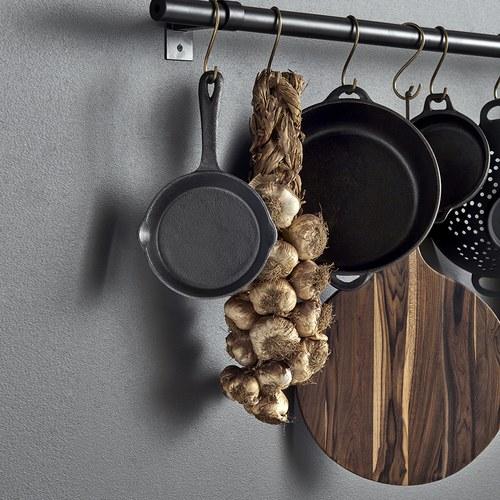 丹麥Nordal 柚木圓形砧板